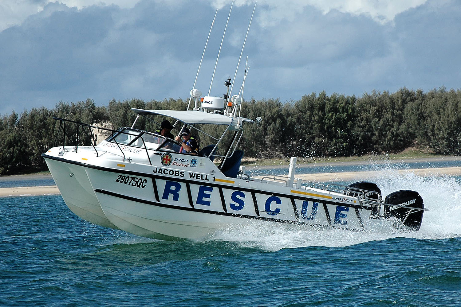 Volunteer Marine Rescue (VMR) Jacobs Well